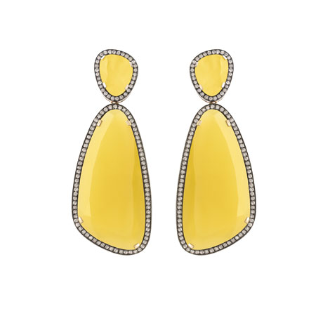 Christina-Debs-Mango-Agate-earrings