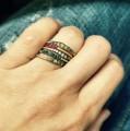 Alia-Mouzannar-Ring