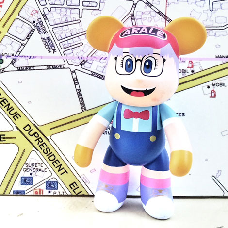 Bear-PVC-5inch