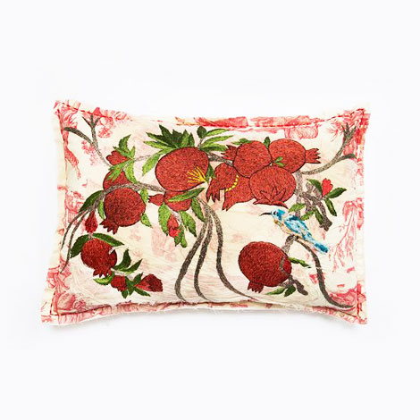Bokja-Pomegranate-cushion
