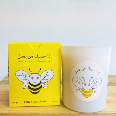 Choux-a-la-creme-Honey-Blossom-Scented-Candle