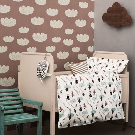 Dodo-les-bobos-kite-bedding