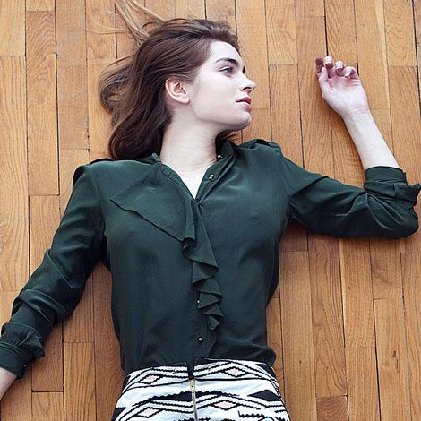 Green&Glam-ValentineGautier-ShirtLR